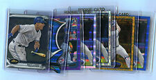 Brett Lawrie Blue Jays Lot of 7 w/RC Chrome Nice Cards jh14
