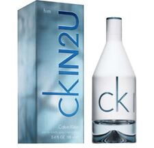 CK IN2U Him by Calvin Klein 100mL EDT Authentic Perfume for Men COD PayPal