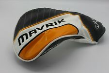 Callaway Mavrik Driver Headcover Orange/Black/Grey