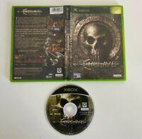 Enclave Xbox - Missing Manual - VGC - Free P&P