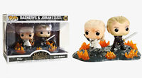 Funko Pop ! Moment : Game of Thrones - Daenerys & Jorah - Neuf
