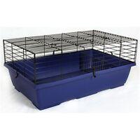 Pennine Indoor Guinea Pig Cage - 80x50x60cm 80x50x34cm