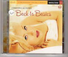 (HH37) Christina Aguilera, Back To Basics - 2006 double CD