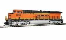 BNSF GE ES44 GEVO Locomotive #6540 w/ Sound HO - Walthers #910-20186