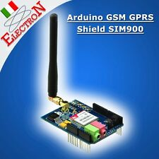 Arduino GSM GPRS Shield SIM900 SIMCOM Quad-Band 850 /900/1800/1900 MHz Mega2560