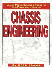 Chassis Engineering HP1055 NEW BOOK
