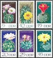 DDR 1922-1927 (kompl.Ausgabe) postfrisch 1974 Kakteen