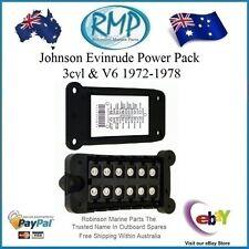 A Brand New Power Pack Johnson Evinrude 3cyl & V6's 1972-thru-1978  # 582057