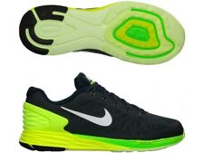 Nike Lunarglide 6 Seaweed/Volt/Electric Green/White Size UK 7.5