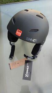 Sinner Snow helmet youth size xxs (51-52 cm)
