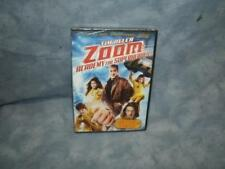 Zoom Academy For Super Heroes (DVD, 2007)        (Sealed)