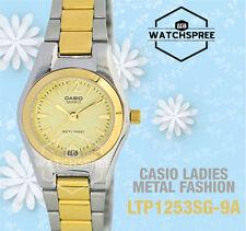 Casio Women's Classic Series Watch LTP1253SG-9A