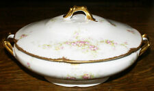 Theodore Haviland France Wanamaker Company One Covered Vegetable Serving Bowl