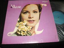 LA VALSE <>RUBINO / KLAUS WUNDERLICH<>Lp Vinyl~Canada. Pressing~LONDON KL-245
