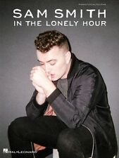Sam Smith In the Lonely Hour Sheet Music Piano Vocal Guitar SongBook N 000137754