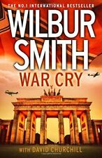 War Cry by Wilbur Smith Book The Cheap Fast Free Post