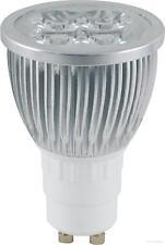 6 X 8W Dimmable GU10 LED Globes LED  bulb GU10 240V LED lamp  LED light =50W