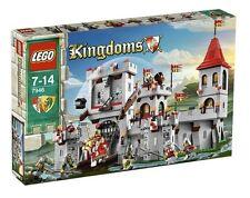 Lego Kingdoms 7946 Castle NISB Knight King Dragons Horse Minifigures