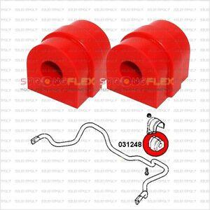 2x Silentblock Barra Estabilizadora delantero BMW Serie 1 E87 31351093263