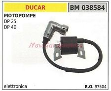 Bobina accensione DUCAR per MOTOPOMPE DP 25 DP 40 038584