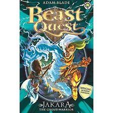 Jakara the Ghost Warrior: Special 15 (Beast Quest), Blade, Adam, New Book