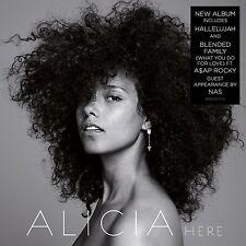 ALICIA KEYS HERE CD (RELEASED NOVEMBER 4th 2016)
