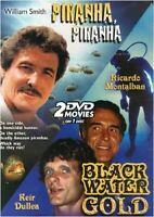 PIRANHA, PIRANHA / BLACK WATER GOLD NEW DVD