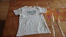 T Shirt Shirt Pulli von Vertbaudet Größe 146 / 152 150 cm weiß mit Frontdruck-2