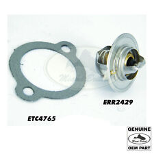 LAND ROVER THERMOSTAT W/GASKET DISCO I RR CLASSIC DEFENDER ETC4765 ERR2429 OEM