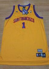 NBA THROWBACK SAN FRANCISCO WARRIORS GOLDEN STATE JERSEY XL SWINGMAN STEPH CURRY