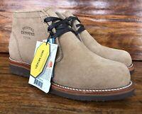 Unworn Mens Chippewa Original Chukka Work Boots Size 7.5 E USA Made