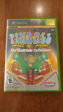 Pinball Hall of Fame: The Gottlieb Collection (Xbox, 2004) VERY GOOD COMPLETE