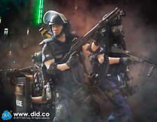 """12/"""" fuerzas especiales militares Swat Figura De Acción Escala 1//6 perros policiales wargame"""