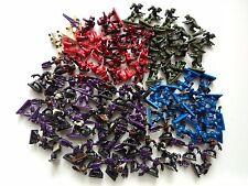 "100 pcs/lot Random Halo Toy Soldiers Plastic Military Army Men Mini Figures 1"""