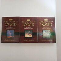 The Treasury of David by Charles Spurgeon (1988, Hardcover)