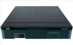 USED Cisco C2921-CME-SRST/K9 2921 Router Integrated Services Router