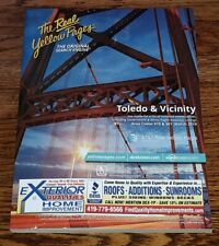TOLEDO OHIO 419 DIRECTORY-Address-number TELEPHONE PHONE BOOK YELLOW PAGES 2019