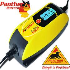Panther Batterieladegerät Erhaltungsladegerät 6V und 12 V Ladegerät PKW Motorrad