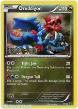 Druddigon 17/20 Dragon Vault Stamped Holo Foil Pokemon Card