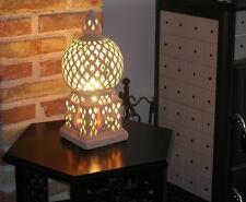 LUME MEDIO 33X16 abatjour lampada lume terracotta pplique parete lanterna bagno