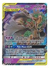 POKEMON SUN & MOON PROMO SM217 TREVENANT & DUSKNOIR GX (TAG TEAM) | 1 jumbo card