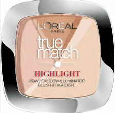 L'Oreal Perfect Match Blush Highlighter Powder Illuminator Rosy Glow (3 Pack)