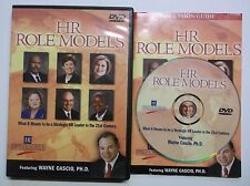 HR Role Models - What It Means to Be a Strategic HR Leader in 21st Cent DVD
