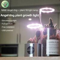 LED Grow Light Hydroponic Full Indoor Succulent Panel Plant Lamp S4Y4