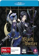Black Butler Book Of Circus  Season 3 (Blu-ray, 2016, 2-Disc Set)NEW SEALED T38