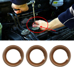5*Engine Oil Drain Plug Crush Washer Gasket 1102601M02 For Nissan Infiniti