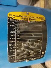 BALDOR V07A12J4BB2S 1.5 HP