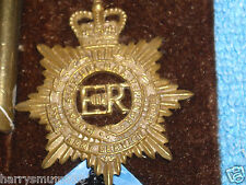 Cap badge Royal army service corps C1