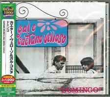 CAETANO VELOSO & GAL COSTA-DOMINGO-JAPAN  Ltd/Ed B63