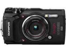 Olympus   Tough! TG-5   Digialkamera   12MP   4x Zoom   Black   Aussteller